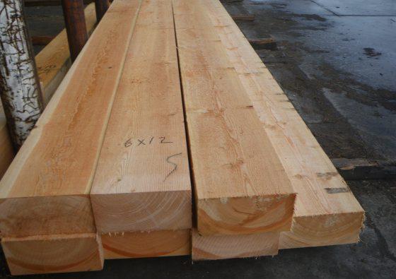 6x12 Firr Timber
