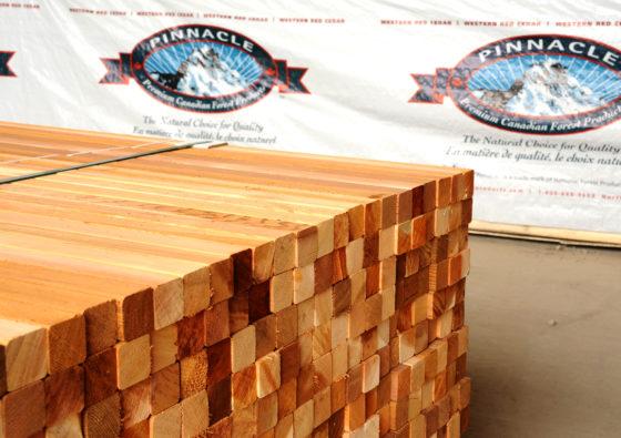 4x4 Pinnacle Cedar