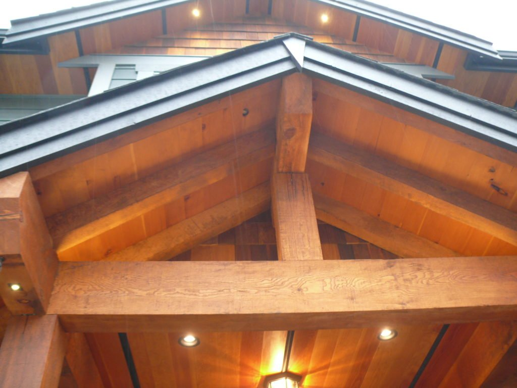 Douglas Fir Timbers | National Forest Products